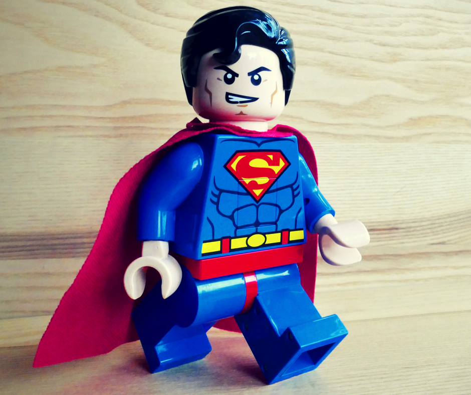 ​We're looking for someone SUPER to lead our Junior Lego League this year!