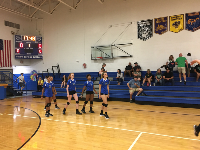 Varsity Volley vs Bethel