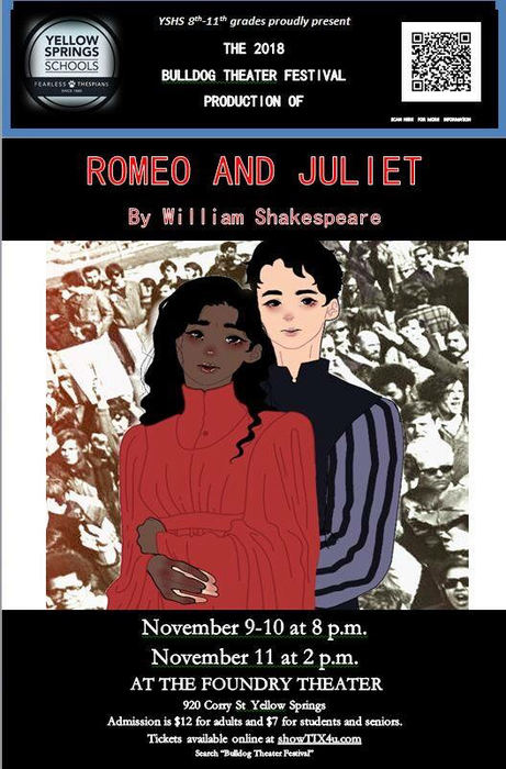 Romeo and Juliet new dates.