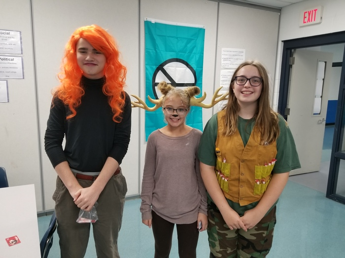 MMS Costume Contents Winners