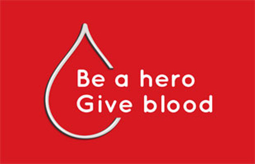 Blood Donation Promotion
