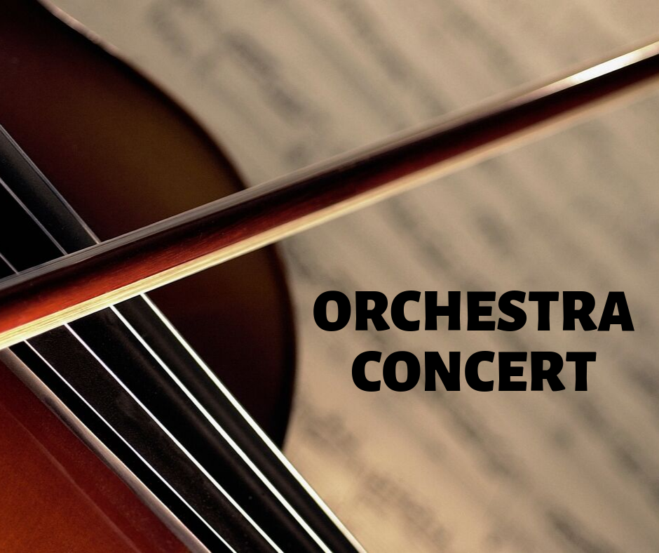 Join the YSHS and McKinney Orchestra for a concert this Thursday, October 24, at 7 p.m. in the YSHS Gym. #FearlessThinkers