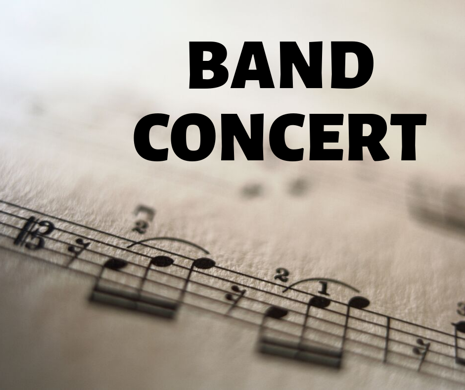 The YSHS and McKinney Band Concert is this Monday, October 28, at 7 p.m. in the YSHS Gym. #FearlessThinkers